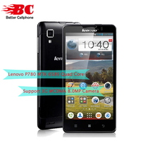 Buy New Original Lenovo P780 Phone MTK6589 Quad Core 1.2GHz Android 4.4 5'' Coring II Gorilla Glass 4000mAh 8MP Camera 1280x720 OTG for $64.34 in AliExpress store