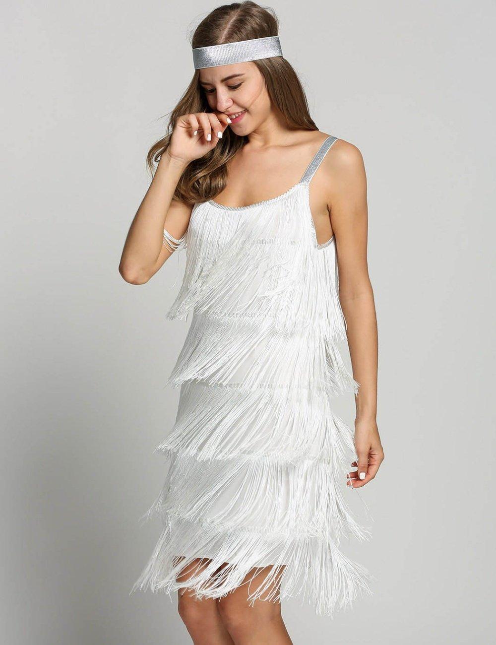 flapper fringe dress (12)