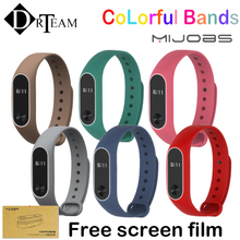 Xiaomi Mi Band 2 Strap Silicone Bracelet Replacement Wristband Smart Accessories Colorful wrist - DreamTeam (firebee store Store)