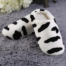 Hot Selling Style Fashion Shoes Women Warm Winter Plush Indoor Home Soft Slippers Shoes Sandals(China)