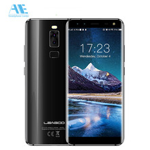 Leagoo S8 5.72 Inch 18:9 Display Cell Phone Octa Core Android 7.0 Mobile Phone 3GB RAM 32GB 4 Cameras USB Type C 4G Smartphone(China)