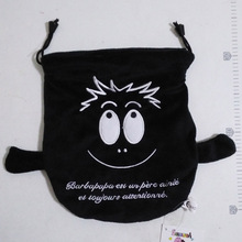 Anime/Cartoon Les Barbapapa Jewelry/Cell Phone Drawstring Pouch/Wedding Party Gift Bag (DRAPH_24)