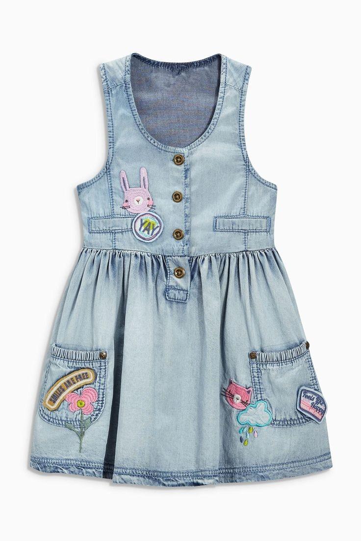 Brand cowboy Little rabbit dress cotton Maxi Dress vestiti bambine Girl Dress summer<br>