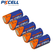5 X New E90 N LR1 MN9100 910A 1.5V Size N Alkaline Battery for Bluetooth Headsets(China)
