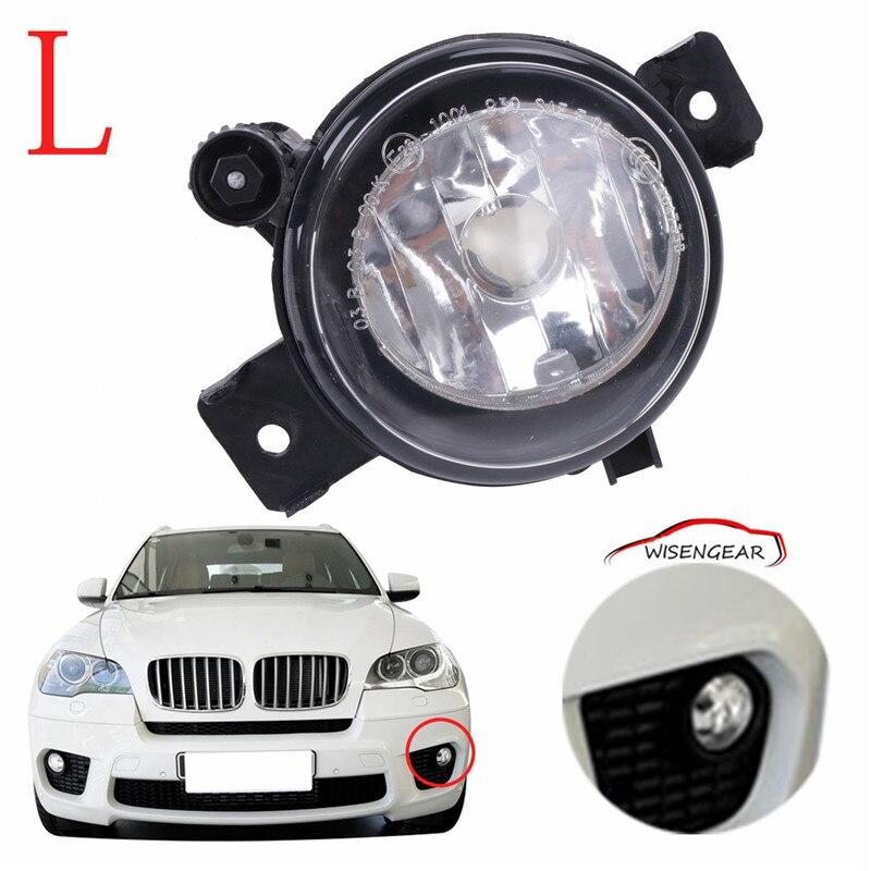 Car Light Left Side Fog Lights Driving Lamps For BMW X5 E70 2011 2012 2013 63177224643 C/5<br>