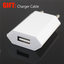USB Charger Adapter for iPhone X 8 7 5 5s 5c 6 6s Plus iPad EU Plug Wall Power Mobile Phone Charger for Samsung S8 Xiaomi + Gift(China)