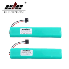 ELEOPTION 2PCS High Quality NI-MH 12V 3000mAh 3.0Ah Replacement battery for Neato Botvac 70e 75 80 85 Vacuum Cleaner battery(China)