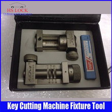 Car Key Clamp Set Replacement  Auto Locksmith Tools Fixture Part Tool for Key Copy Machine