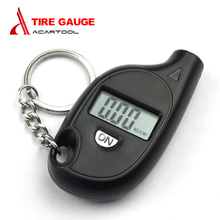 2017 New Digital Auto Wheel Tire Air Pressure Gauge Meter Test Tyre Tester Vehicle Motorcycle Car Electrical Digital Tire Gauges(China)