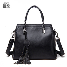 XIYUAN BRAND women new fashion Japan and Korean Style red/black/blue/purple Burgundy Cross Body girl Shoulder Bags lady hand bag(China)