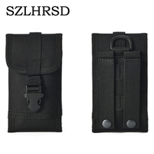 Buy SZLHRSD Elephone S8 Pro Case Outdoor MOLLE Army Camo Camouflage Bag Hook Loop Belt Pouch Asus Zenfone Max Plus ZB570TL for $6.60 in AliExpress store