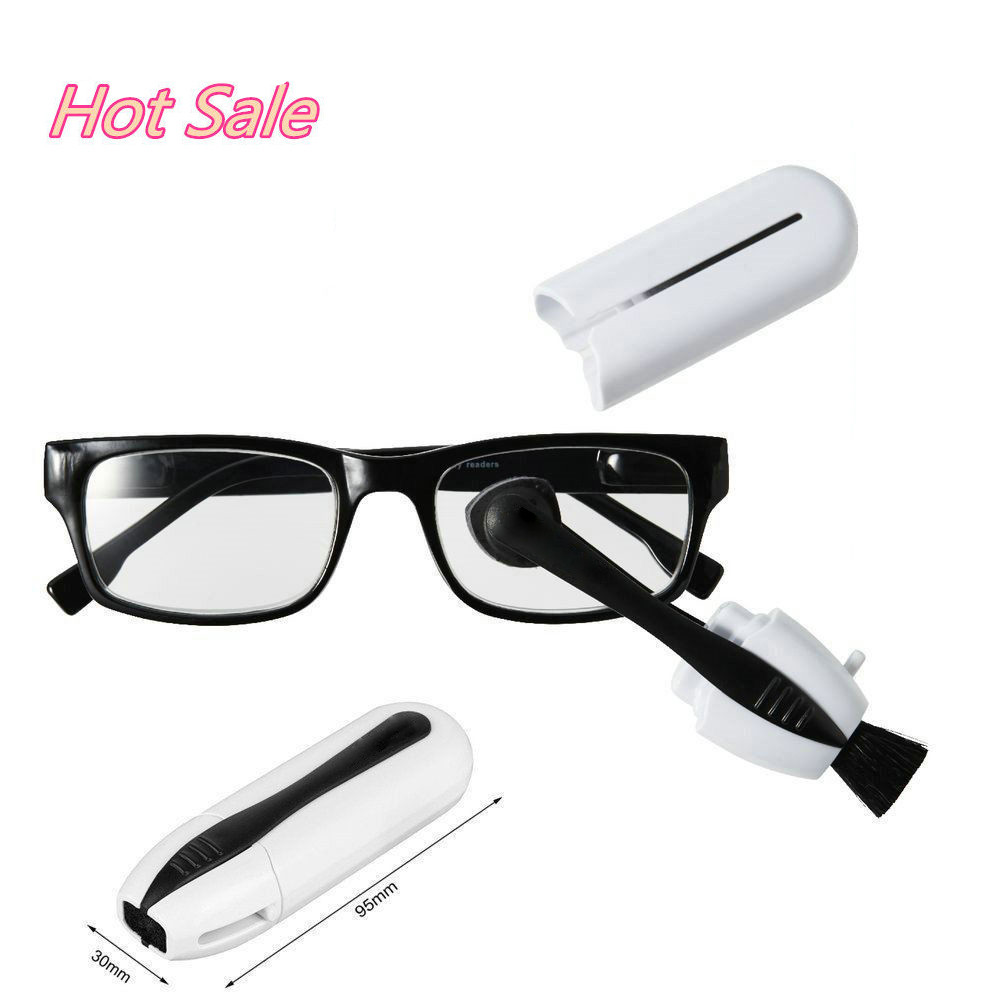 High Quality Professional Eyeglass Cleaner With Brush