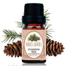 green natural - Cedarwood Essential Oil 10 ml, 100% Pure Therapeutic Grade, Undiluted