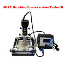 800W Jovy Turbo IR bga rework station for phone motherboard repair(China)
