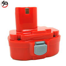 Laipuduo Ni-MH 18v 3.0Ah Replacement For Makita power tool battery 192827-3 1834 192829-9 193159-1 1823/193140-2 193102-0 1822