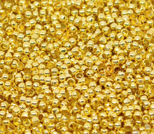"DoreenBeads Alloy Crimp Beads Round Gold color 1mm 2mm( 1/8"") Dia, 250 Pieces 2017 new"