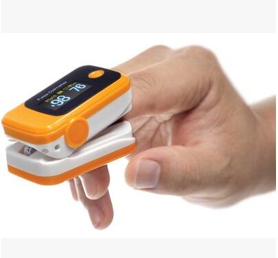 Health Care Digital Finger Oximeter, OLED Pulse Oximeter Display Pulsioximetro SPO2 PR Oximetro De Dedo,Oximeter a Finger MBO-24<br>