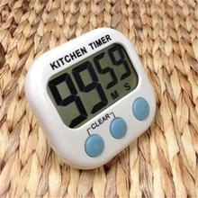New Large LCD Kitchen Cooking Timer Count-Down Up Clock Loud Alarm Magnetic