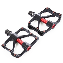 Cycling Pedals SYUN-LP Paired Bicycle Pedals Aluminum Alloy Bike Pedal for Mountain MTB Road Bicycle Outdoor Sports