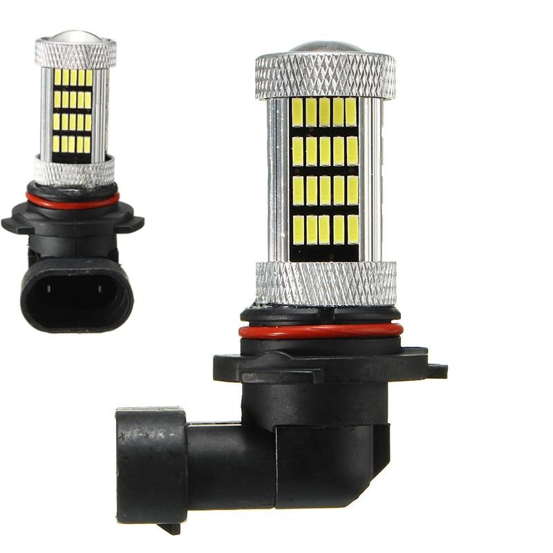 2x 9006 HB4 4014 SMD 92 LED Car LED Headlight Bulb Automobile Headlamp Fog Light Xenon White 6000K 12V Car Styling<br><br>Aliexpress