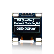 "2014 white/yellow blue/blue New 128X64 OLED LCD LED Display Module For 0.96"" I2C IIC Communicate(China)"