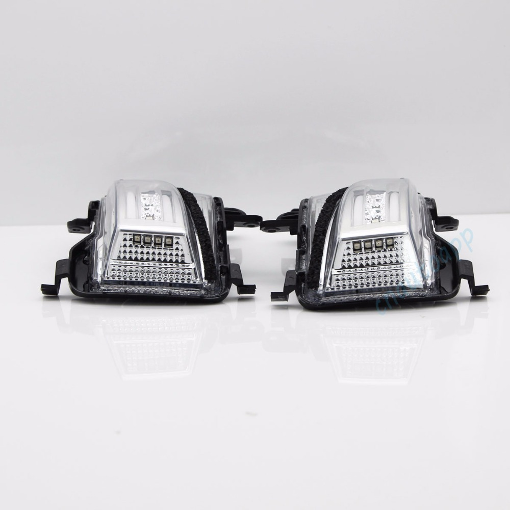 nissan Rearview Mirror LED Light 9