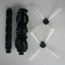 (For A325,A320,A335,A330,A337,A338)Central rubber brush,Rubber Brush,Side Brush for Robot Vacuum Cleaner(China)