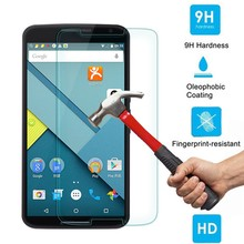HATOLY Tempered Glass for Motorola Moto E E2 G2 G3 XT1543 XT1550 X2 X+1 X Force X Play Screen Protector Thin Protective Film ^