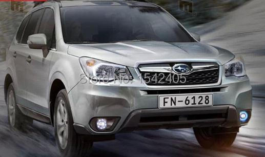 LED DRL Driving Daytime Running Day Fog Lamp Light For 2008-2012 Subaru Forester<br>