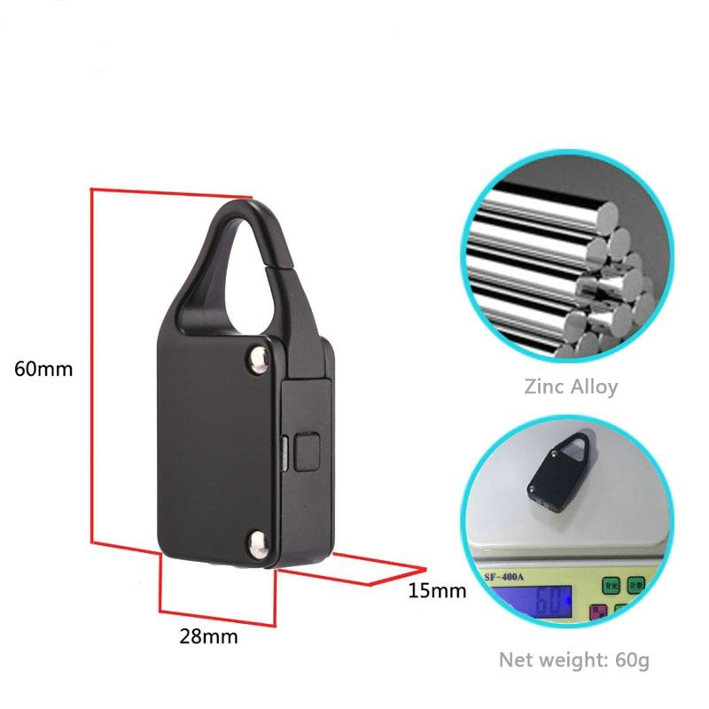 Bluetooth lock  4