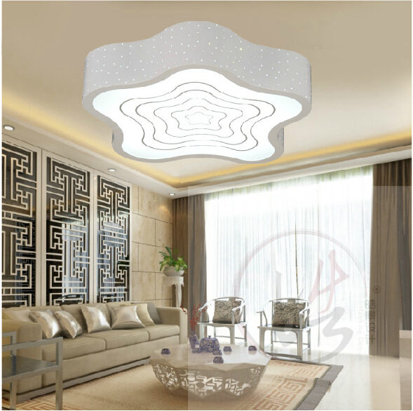 modern starfish Acrylic 40/50/60cm ceiling light  living room dining room childrens room ceiling lamp white/warm white DY-1137<br><br>Aliexpress