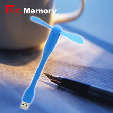ventilador  USB Fan Flexible portable removable USB Mini Fan For all Power Supply USB Output USB Gadgets mini fan For xiaomi