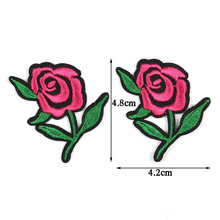 Big Special offer time-limited little flower embroidered patches for clothing decoration and make your clothes different