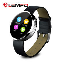 Lemfo DM360 Smart Watch Wearable Devices Bluetooth Smartwatch Heart Rate Monitor Pedometer Fitness Tracker IOS Android Hot - LEMFO SmartWatch Store store