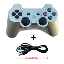 11ColorS Wireless Bluetooth Game Controller For PS3 Console ps3 games playstatio controller FOR PS3 Game Gamepad Wholesale Price(China)
