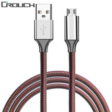 Buy Micro USB Cable Fast Charging USB Data Cables Android Microusb Charger Cables Samsung Xiaomi Tablet Mobile Phone Cables for $1.39 in AliExpress store