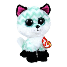 Ty Beanie Boos 6-Inch Piper the Fox Plush Beanie Baby Plush Stuffed Collectible Soft Big Eyes Doll Toy(China)