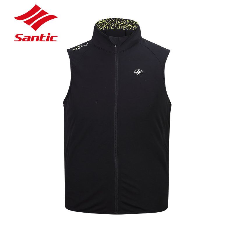 Santic Sleeveless Cycling Jersey Spring Autumn Cycling Windcoat Windproof Warm MTB Bike Bicycle Jersey Cycle Jacket Ciclismo<br><br>Aliexpress