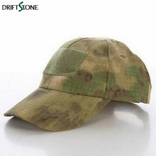 Men Military cap Hiking Male Hat Summer Camping Man's Camouflage Tactical hat army Fishing bionic Baseball cadet(China)