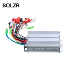 Electrocar Brushless Motor Controller Accessories Throttle 1-4V 36V-250W/48V-350W(China)