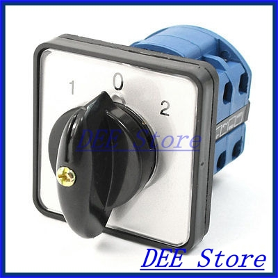 AC 380V 660V On-off-on Position Universal Combination Switch<br><br>Aliexpress