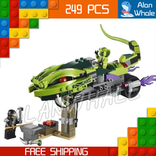 24New 9774 Ninja Lasha's Bite Cycle Cole Venomari Model Building Blocks Kids Toys Bricks Gifts Sets Compatible lego - Last Canvas store