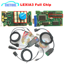 Super Firmware Reference 921815C Full Chips Gold Edge Lexia3 PP2000 PSA XS Evolution Diagbox V7.83 Lexia For Citroen/Peugeot(China)