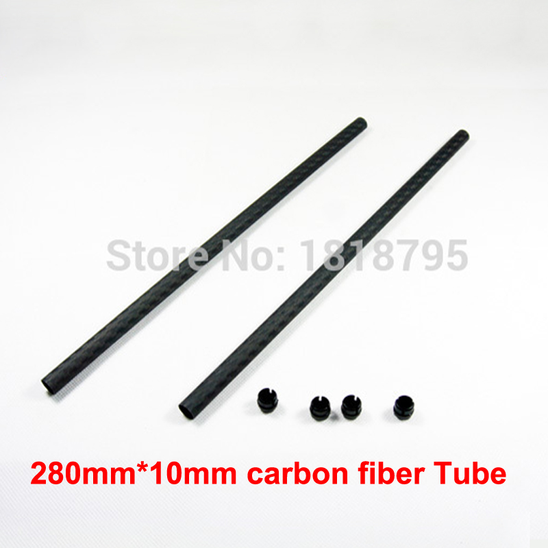 Rc 10mm Carbon Tube Fiber Tarot 650 680 Parts Diy Drone Kit Quadrocopter Quadcopter Frame For