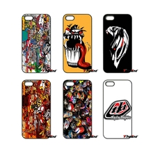 troy lee designs Logo Poster For Huawei P8 P9 Lite For LG Moto G3 G4 G5 G6 Plus Sony Xperia Z3 Z5 X XZ XA E5 Compact Case Cover