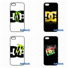 DC Shoes Logo Hard Phone Case Cover For Samsung Galaxy A3 A5 A7 A8 A9 Pro J1 J2 J3 J5 J7 2015 2016