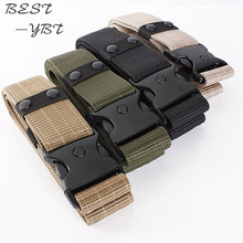 2016 New Hot Sale Adjustable Tactical Belt Combat Rigger Militaria Military Waistbelt For long-lasting With Four Colors