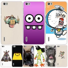 Funny Pug Life cell phone Cover Case for huawei honor 3C 5A 4A 4X 4C 5X 6 7 8 Y6 Y5 2 II Y560