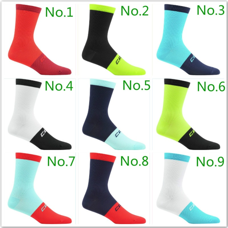 Capo 2018 New Brand Cycling Riding Socks Breathable Summer winter Spring Sport Cycling Riding bike Socks Basketball socks