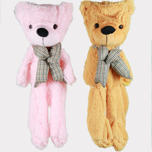 100cm Teddy Bear Skins Plush Soft Toy Dolls Giant empty Bear animal skins shell for kids Cute Peluche Animal Stuffed Toys Gifts